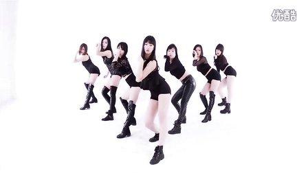 INSPACE舞蹈工作室年度重磅MV COVER作品AOA《LIKE A
