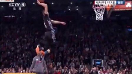 历届NBA扣篮大赛冠军集锦(下)