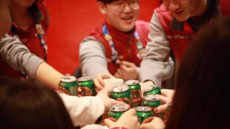 这是一个志愿者的内心独白,2022青岛啤酒与你相约在北京!