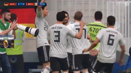 世界杯足球游戏解说