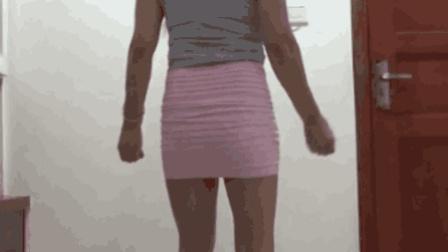 夏雪冬梅广场舞 老婆是天 穿粉色的小短裙跳广场舞 爱健身的身体美美哒