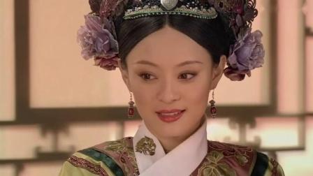 甄嬛传:公主无意中的一句话,竟让甄嬛知道了皇后天大的秘密
