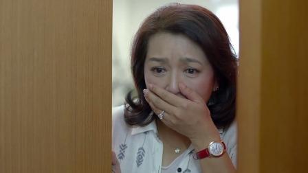总裁从病床上摔到地上,亲妈在门外看到他的做法,捂着嘴哭泣!