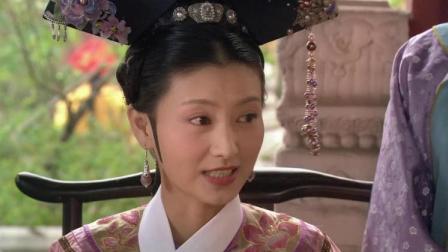 甄嬛传:皇上给嫔妃赐酒,嫔妃居然拒绝了,还当场公布了一件事
