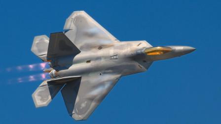 不堪重负!美国撤回所有中东地区F-22战机检修!