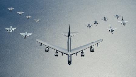 终于要摊牌了?核轰炸机飞抵中东,美国对伊朗发出警告