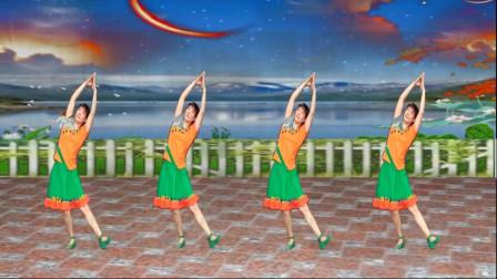 手把手教你跳广场舞站着等你三千年 阿娜广场舞教程