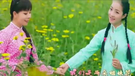 王二妮、王小妮才是真正的民歌后!合唱《姐妹花》歌美人更美 !