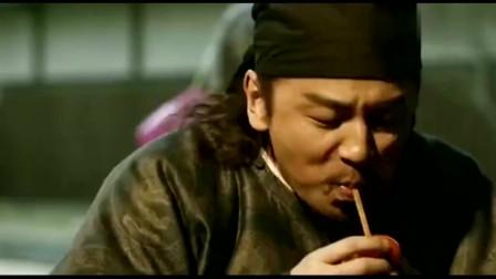 """长安十二时辰:是一种享受没错了!雷佳音吃美食,实在太香!不做""""吃播""""大写的可惜!"""