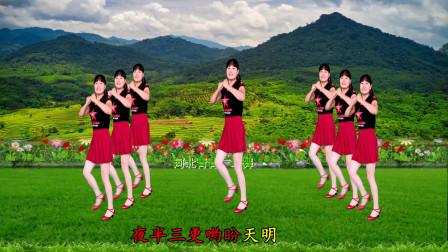 点击观看《河北青青32步步子舞视频《映山红》附慢动作分解教学》