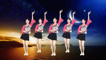 简单步子舞《朝思暮想》新生代24步舞蹈视频展示
