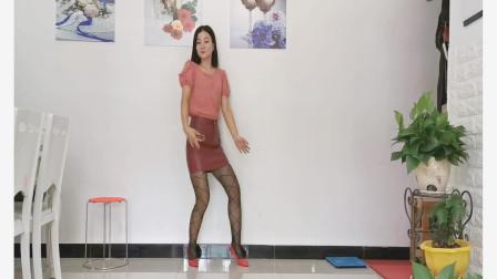 神农舞娘舞蹈视频 简单创新健身舞《颜色》