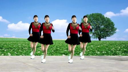 简单好看妇女弹跳舞视频 阿真广场舞