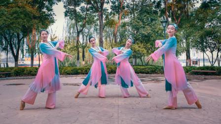 中国舞《声声慢》,舞蹈像诗词一样美