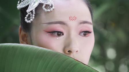 中国舞视频大全 学跳棠梨煎雪