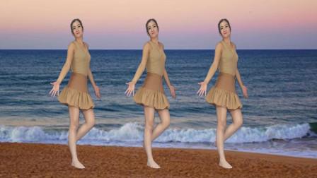 神农舞娘小短裙简单舞蹈视频新欢旧爱