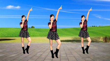 阿采超美32步广场舞教学《女人就要美美美》快快跳出你的美
