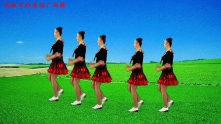点击观看《焦陂百和无基础健身步子舞分解《为了你》16步教学》