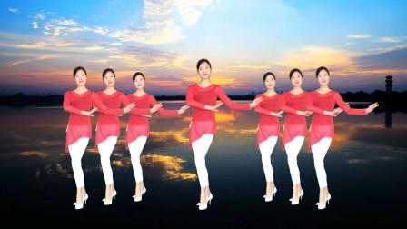 艾And幼广场舞《甜甜甜》12月情歌流行动感健身舞