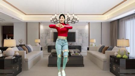 点击观看《青青世界姐挑战第二个14天不出门在家客厅跳广场舞》
