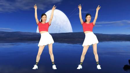 艾And幼广场舞 流行DJ舞蹈怎么爱你都不够教程分解