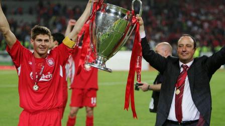 经典回顾:2005-2019年欧冠决赛进球集锦