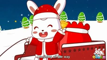 Rabbit Beckham Children's Song Jingle Bells