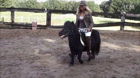 美女骑小马美女国裸体比基尼图片