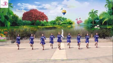 美久广场舞 凤凰飞 一步一步鬼步舞视频教程 正背面 口令分解