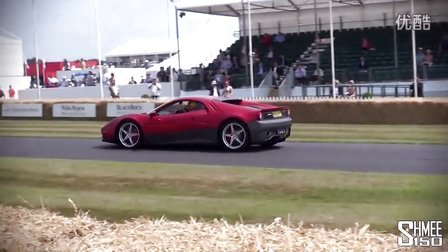 Ferrari SP12 EC - Eric Clapton s £3m Car at Goodwood