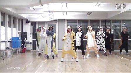【MV】ZEA - Watch Out!!(练习室舞蹈版)