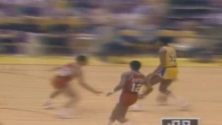 80年代NBA华丽集锦