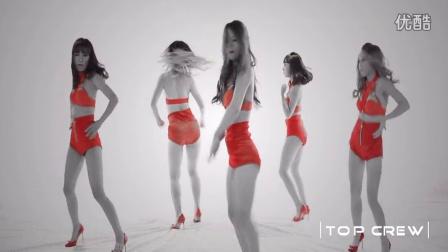 焦作【TOP CREW】街舞工作室金泫雅MV舞蹈《red》