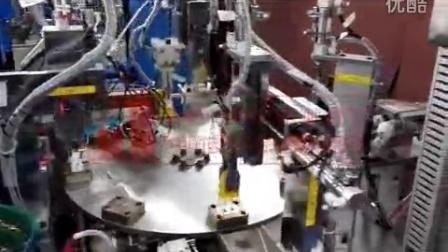 公牛F4插头自动组装机 插头全自动装配机视频