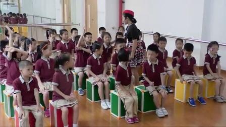 小学音乐人音版一下《第5课 火车波尔卡》广东罗文琛