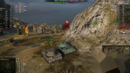 【WOT】坦克世界骆驼作死秀 300穿教做人