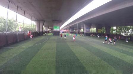 87联盟足球俱乐部比赛集锦-2020072501