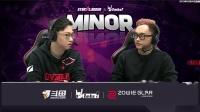 SLi Minor VG vs Gambit BO3 第一场 3.8
