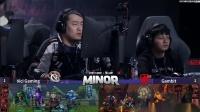 SLi Minor VG vs Gambit BO3 第三场 3.8