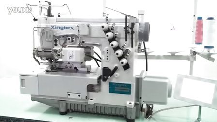 Kingtex FT6760 with Hohsing D.D. Servo Motor