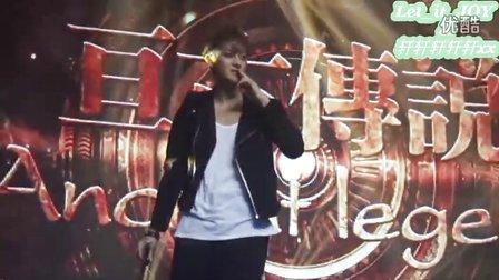 【饭拍】TAO-舞剑表演 130729 EXO 中国爱大歌会 饭拍