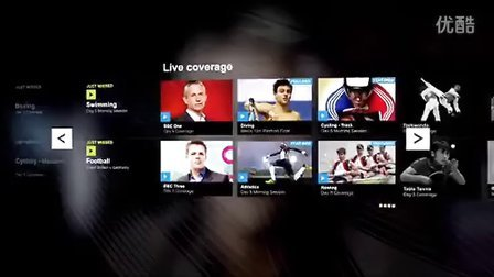 BBC Launches Interactive Video Player for 2012 Olympics