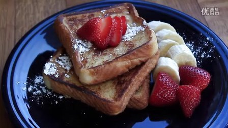 宅男美食 2015 法式土司为何叫French Toast 18