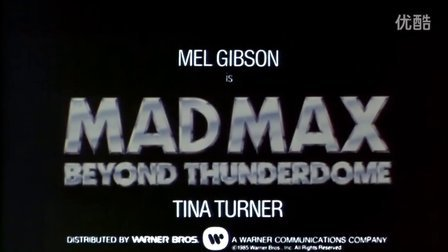「Mark」《疯狂的麦克斯3》 Mad Max 3 美版预告