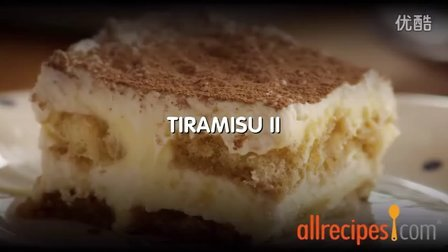 如何制作提拉米苏-How to Make Tiramisu