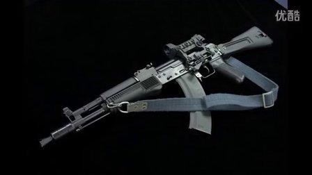 世界名枪 步枪篇 俄罗斯步枪