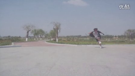 OMG小超33秒鬼步舞视频