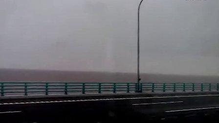 2012外婆生日经过杭州湾大桥