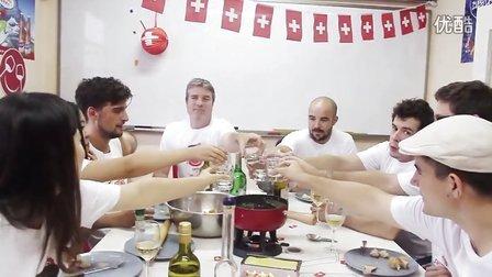 Swiss Fondue at CHEERS 瑞士奶酪火锅