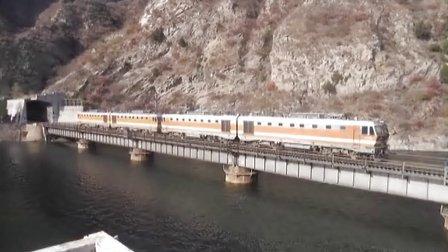 京局京段火车迷 10.28丰沙线 水上拍车-落坡岭水库